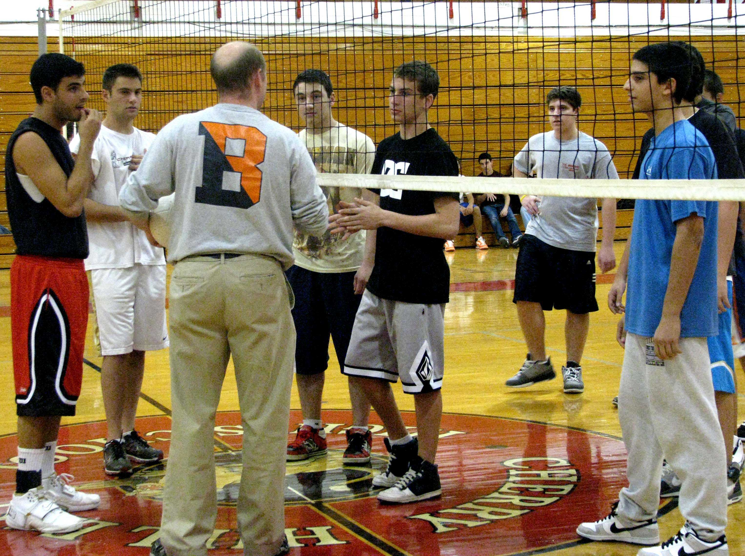 Spirit Week Volleyball1