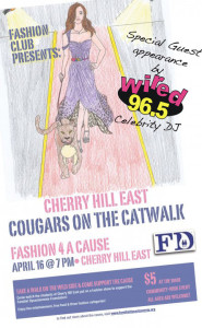 Fashion Club presents Cougars on the Catwalk Fashion Show