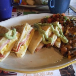 Courtesy of www.foodaphilia.com The breakfast quesadillas are a breakfast favorite at Honey's.