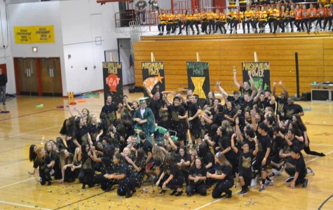 Seniors win 2013 Spirit Week Dance Competition