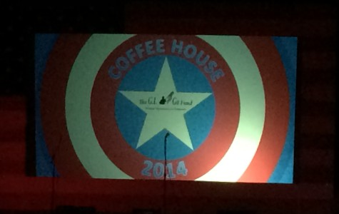 Community Troops in for Coffee House