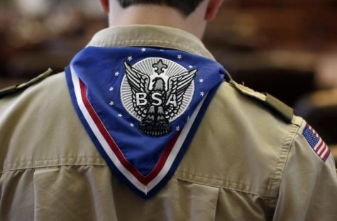 Congratulations on becoming an Eagle Scout