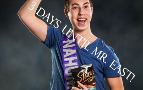 Mr. East Countdown: Mr. NaHummus—3 days to go!