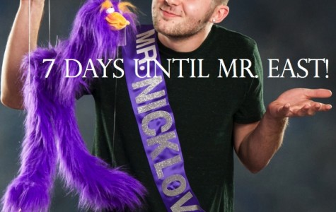 Mr. East Countdown: Mr. NickLovin—7 days to go!