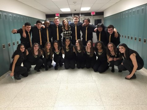 Stay Tuned wins second at ICHSA semi-finals