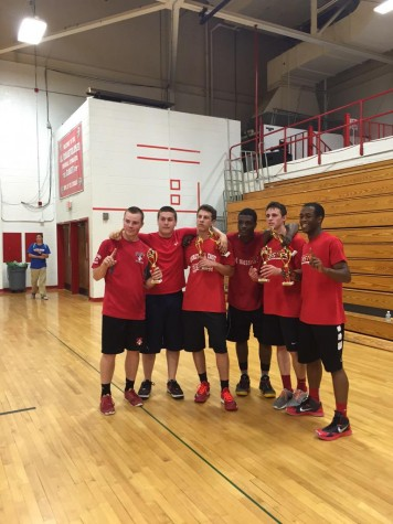 Kenny Smith wins spring dodgeball title