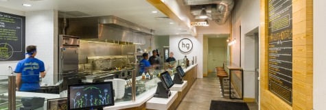 Honeygrow distinguishes itself from its competition