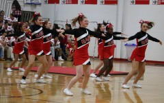 East hosts pep rally before East vs. West Football game