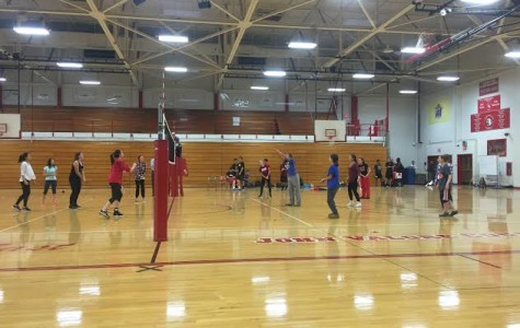 Spirit Week Volleyball dominated by the Senior Class