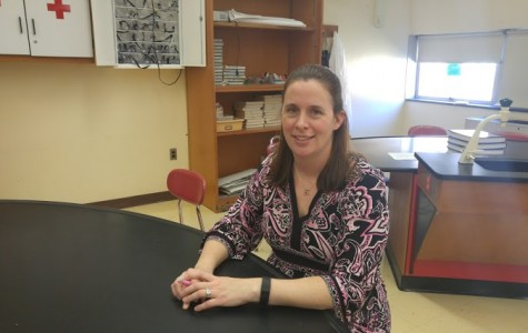 Getting to know Ms. Lewis, the new biology/CPS teacher
