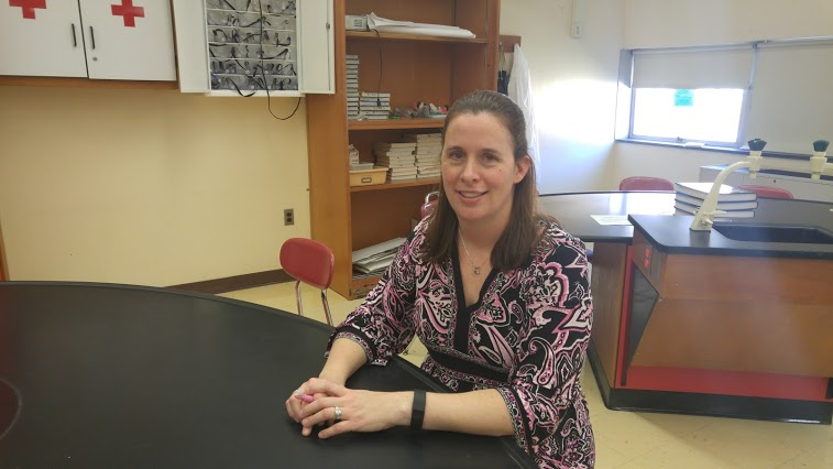 Eastside : Getting to know Ms. Lewis, the new biology/CPS teacher