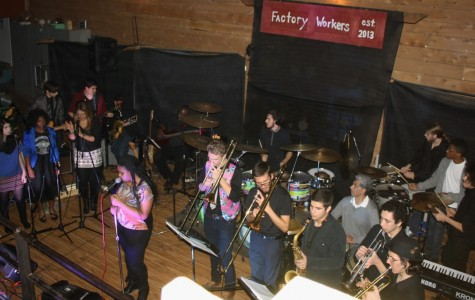 Inspiration East hosts a fundraiser at The Factory in Collingswood