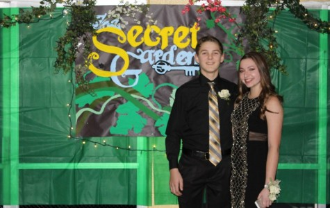 The Secret Garden themed Freshman dance proves to be a hit