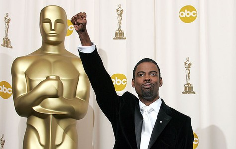 Rock will help convey message of diversity at Academy Awards