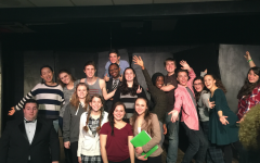 """Studio 2 Class of 2015-16 performed """"Oh No!"""" in the Little Theatre"""