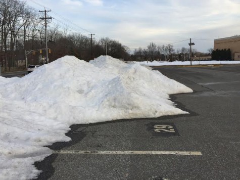 Snow has finally melted away from Snow Storm Jonas