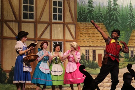 Spring Production of Beauty and the Beast delights many