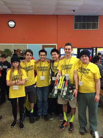East hosts the Vex Robotics New Jersey State Championship