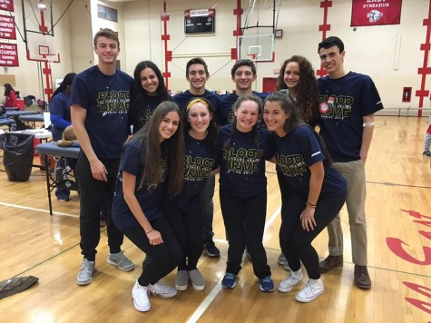 Cherry Hill East hosts its second blood drive for the year 2016