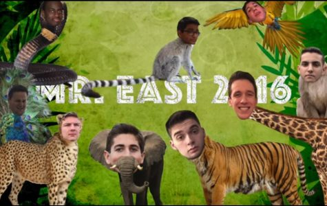 The 29th Annual Mr. East Competition
