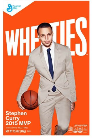 Wheaties cereal has featured athletes on its boxes for over 75 years