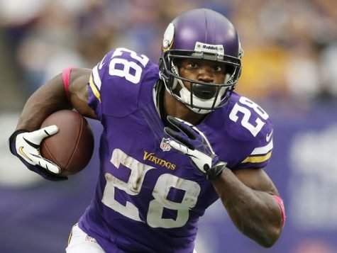 Adrian Peterson may become a thing of the past