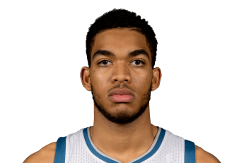 Karl Anthony-Towns of the Minnesota Timberwolves