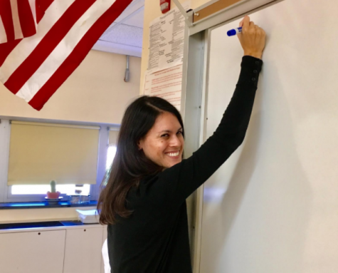 Ms. Jodi Bloch returns to East to teach Biology 1A, after graduating from East in 2002