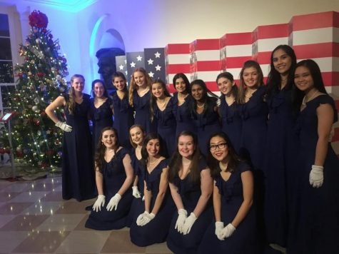The White House Experience: Belles and Voce