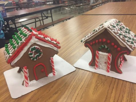 Habitat Hosts Annual Gingerbread Event