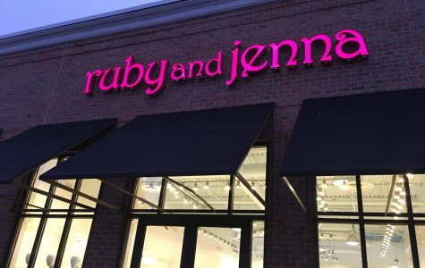 Ruby and Jenna is a trendy boutique that recently opened in the Promenade