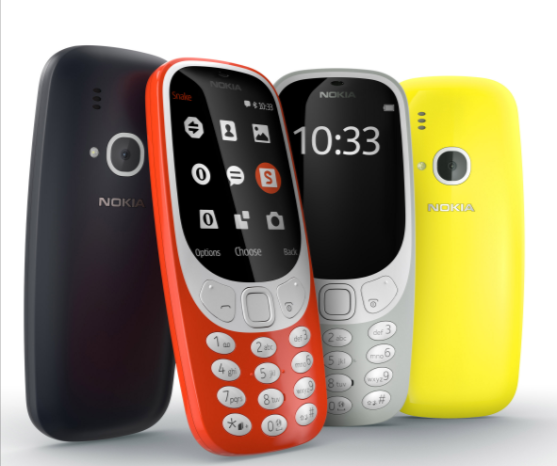 Nokia releases its Nokia 3310. With a battery that can last up to a month, this new device serves as a viable option for many.