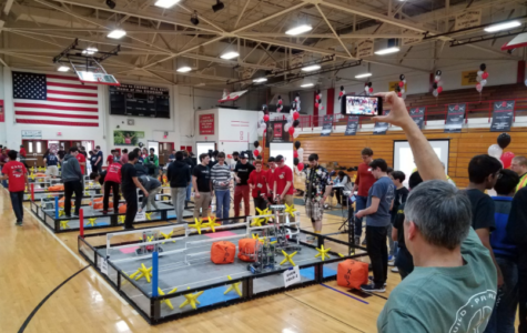 Three East Robotics teams advance to the VEX World Championships in Louisville, Kentucky
