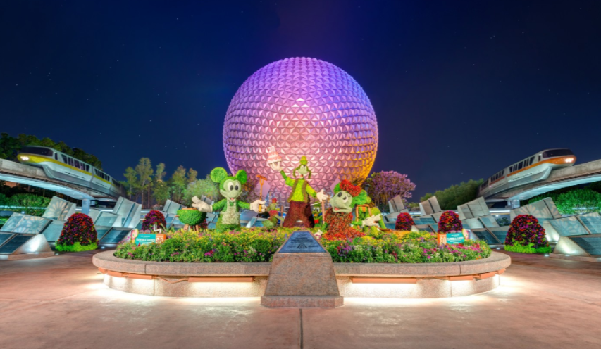 Destination Disney World: The Must-Try Foods at Epcot