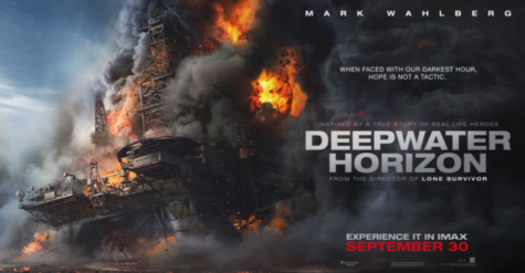 Deepwater Horizon: A fast-paced and suspenseful movie detailing the horrors of the explosion of the Oil Rig in the Gulf of Mexico