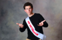 Mr. Snyderman (Josh Snyder) is crowned this year's Mr. East