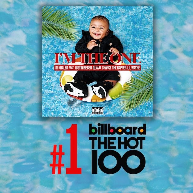 %22I%27m+the+One%22+topped+Billboard%27s+%22The+Hot+100%22+chart.