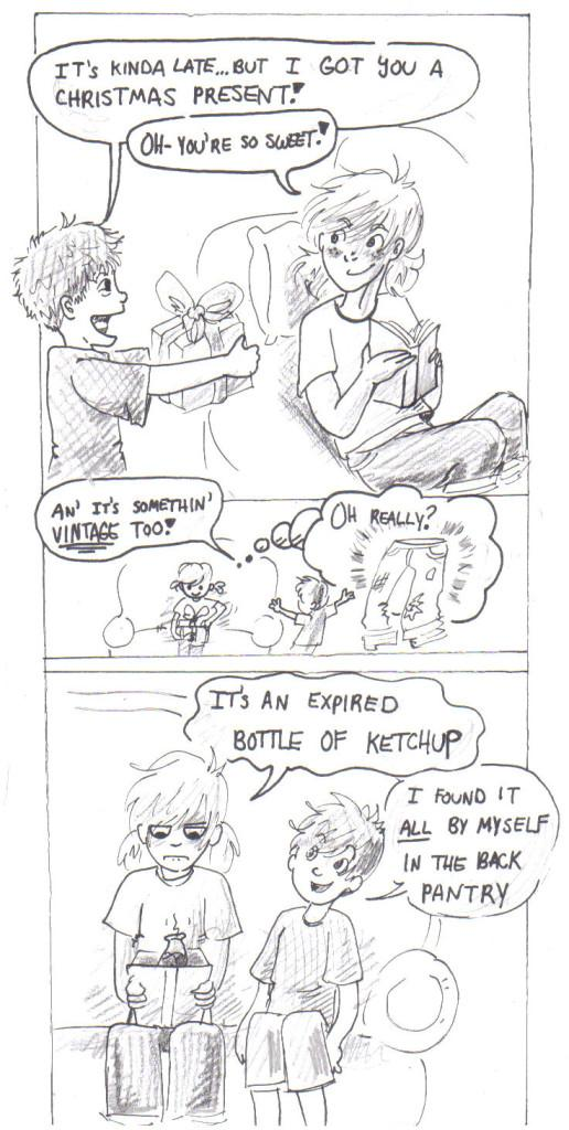 from the heart another crazy comic by nicolle