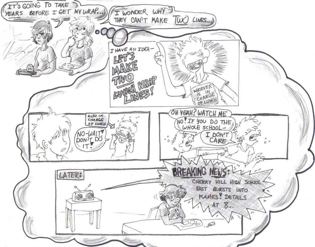 overriding the system another crazy comic by nicolle rochino
