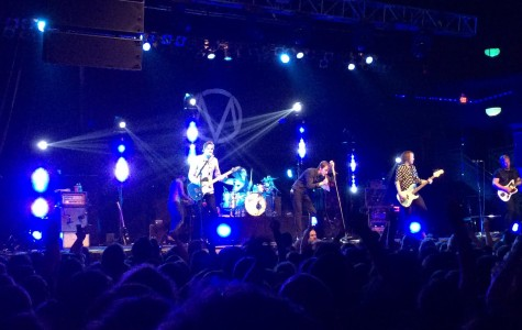 The Maine lights up the Electric Factory