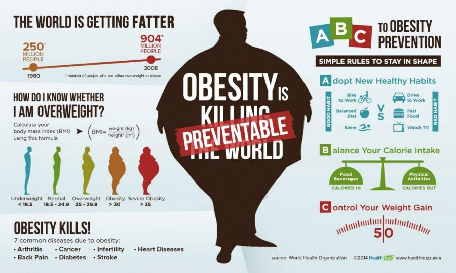 Preventing obesity first requires identify the causes and effects.