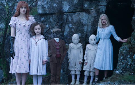 Tim Burton's new movie Miss Peregrine's Home for Peculiar Children takes you to a whole new world