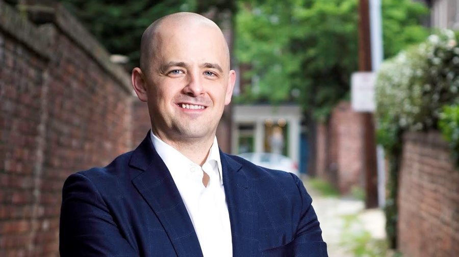 Evan McMullin is a former CIA operative,  business professional and the House GOP's Chief Policy Director.
