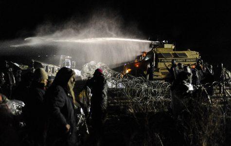 North Dakota Access Oil Pipeline Controversy