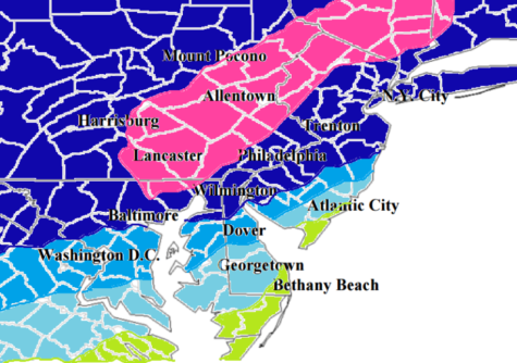 Stormin Stofman: Major winter storm expected to strike the area later tonight