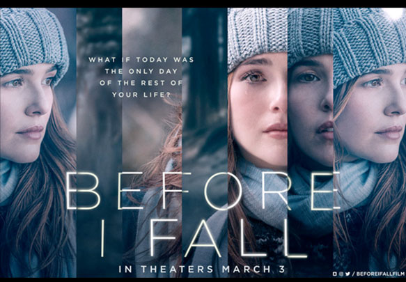Before I Fall tells the story of Samantha Kingston, a girl who seemed to have everything.