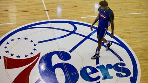 76ers gain the first pick in the NBA Draft