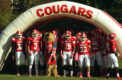 East Football team puts up a strong fight against the Vineland Fighting Clan