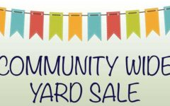 Cherry Hill High School East is hosting its first Community Wide Yard Sale and Vendor Sale