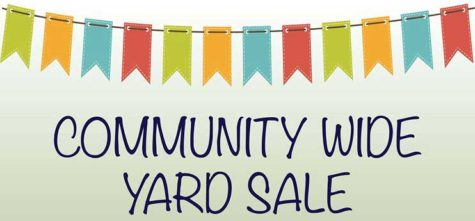 Cherry Hill High School East is hosting their first Community Wide Yard Sale and Vendor Sale